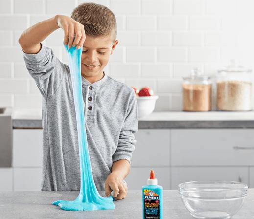 как убрать лизуна